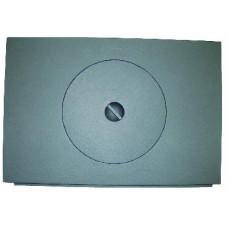 KVS plát s víkem 31,5x47,5cm  9100, 9103