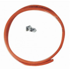 MEVA hadice 1,5m + 2 hadicové spony NP01006