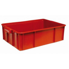 ALFA PLASTIK přepravka na maso T25 15kg PH plná 60x40x17cm
