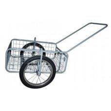 KOVODRUŽSTVO vozík PEGAS skládací, komaxit, 450x640x280(1320)mm, nosnost 100kg