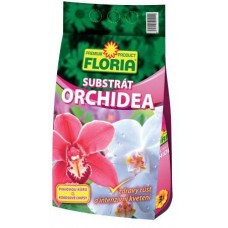 FLORIA substrát pro orchideje 3l