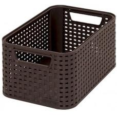 CURVER box úložný RATTAN 28,5x19x13cm (S), STYLE2, PH HN