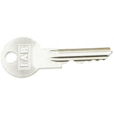 FAB klíč 100 ND, R1 N R10N