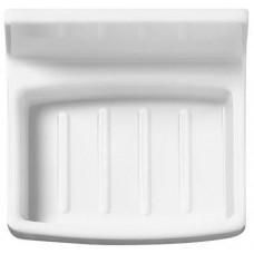 ELIPLAST držák na mýdlo 12x10,5x6,5cm PH BÍ