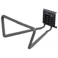 G21 hák dvojitý trojúhelník 18x10x25,7cm BlackHook závěs.systém