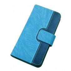 ALIGATOR Pouzdro BOOK CHEERY vel. L (4,5-5 inch) modré