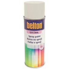 BELTON barva ve spreji BELTON RAL 9003, 400ml BÍ signální