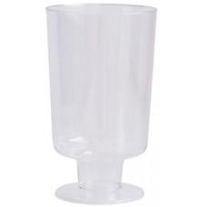 pohárek na stopce 150ml PH TRA (8ks) jednorázový
