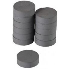 RON magnet 850/16mm ČER (12ks)