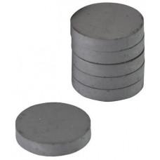 RON magnet 850/22mm ČER super silný  (6ks)