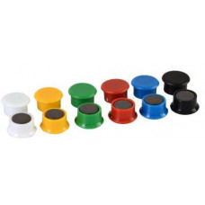 RON magnet 851/13mm mix barev (14ks)