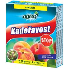 AGRO STOP kadeřavost 10g+10g