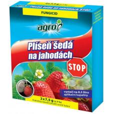 AGRO STOP plíseň šedá na jahodách 2x7,5g
