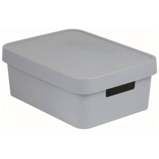 CURVER box úložný INFINITY 36,3x27x13,8cm s víkem, PH ŠE