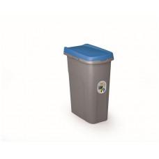 STEFANPLAST koš na tříděný odpad HOME ECO SYSTEM 25l PH ŠE/MO