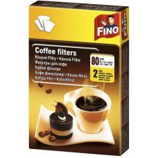 FINO filtry na kávu velikost 2        (80ks)