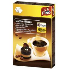 FINO filtry na kávu velikost 4       (80ks)