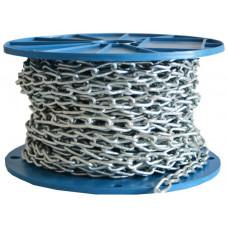 řetěz A4003 krátkočlánkový kroucený  (30m)