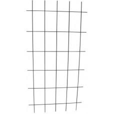 mřížka zahradní ROSE 150x75cm kov/PH