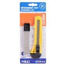 nůž odlamovací + list odlamovací 18mm (10ks) AKČNÍ SET