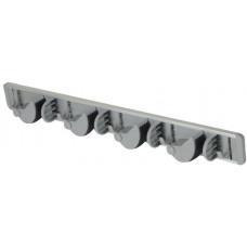 držák na nářadí 50x5x4cm, 4 úchyty