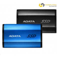 A-Data ADATA External SSD 1TB SE800 USB 3.2 Gen2 type C černá