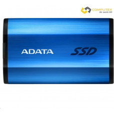 A-Data ADATA External SSD 1TB SE800 USB 3.2 Gen2 type C modrá