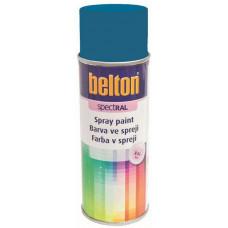BELTON barva ve spreji BELTON RAL 5017, 400ml MO dopravní