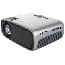 Philips Kapesní projektor Philips NeoPix EASY+ NPX445, LED, 2600 LED Lumenů, WVGA, WiFi, Bluetooth