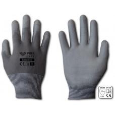 BRADAS rukavice PURE GRAY PU 10