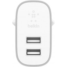 BELKIN 4.8A Dual USB-A Home Charger + Lightning - USB-A kabel