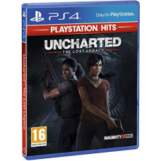 SONY PLAYSTATION PS4 - Uncharted The Lost Legacy (PS4)/HITS/EAS