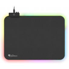 GENESIS Herní podložka pod myš s RGB podvícením Genesis Boron 500 M, 350x250mm