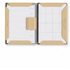PowerCube Allocacoc Notebook Modular A4 Polyester (brown) V.