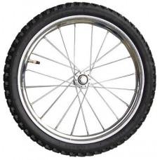 KOVODRUŽSTVO kolo k vozíku GOLEM, nafukovací, 500x45mm 18