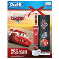 ORAL B VITALITY D100 CARS+CEST.POUZDRO ORAL-B