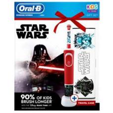 ORAL B VITALITY D100 STAR WARS+POUZDRO ORAL-B