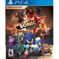 Sega PS4 hra Sonic Forces Bonus Edition