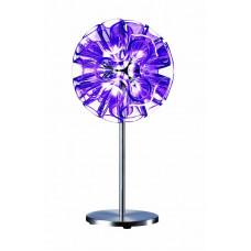 QISDESIGN Coral stolní fialový