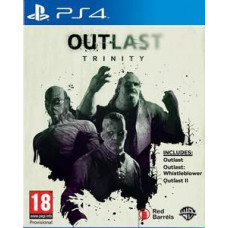 WARNER BROS PS4 - Outlast Trinity