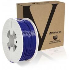 Verbatim PLA struna 2,85 mm pro 3D tiskárnu, 1kg, Modrá (BU2)