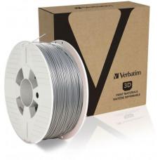 Verbatim ABS struna 1,75 mm pro 3D tiskárnu, 1kg, Stříbrná (Si1)