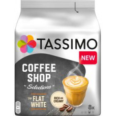 TASSIMO FLAT WHITE KAPSLE 220G