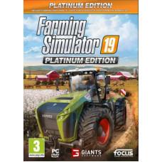 UBISOFT PC - Farming Simulator 19: Platinum Edition