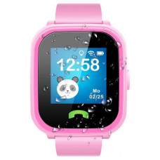Sponge Smartwatch SEE 2, dětské hodinky s GPS, růžové