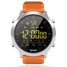Sponge Smartwatch SURFWATCH, oranžové