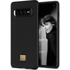 SPIGEN Kryt Spigen La Manon Classy pro Samsung Galaxy S10 černý