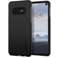 SPIGEN Kryt Spigen Thin Fit pro Samsung Galaxy S10e černý