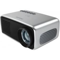 Philips Kapesní projektor Philips NeoPix START+ NPX245, LED, 650 LED Lumenů, repro, baterie