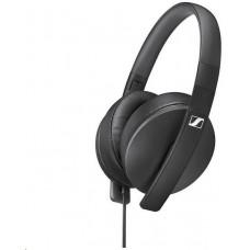 SENNHEISER HD 350 BT, sluchátka typ mušle, bluetooth, černá